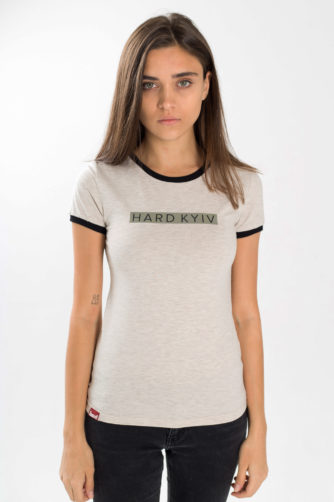 купить футболку hard kyiv