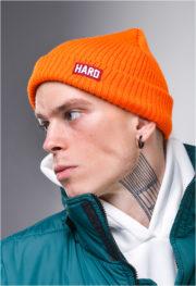 помаранчева шапка