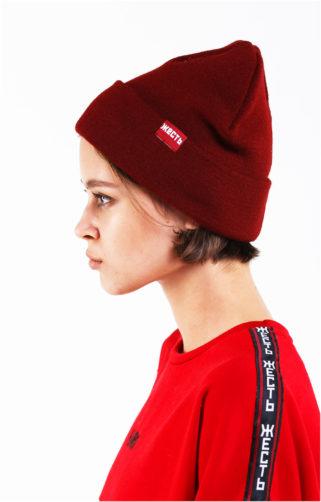 шапка HARD