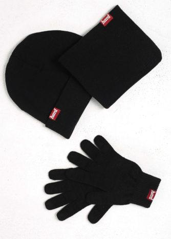 шапка hard баф Hard, перчатки hard