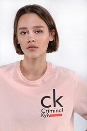 футболка Criminal kyiv