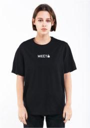 черная футболка Жест hard