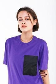 oversize футболка