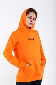 помаранчева худі HARD