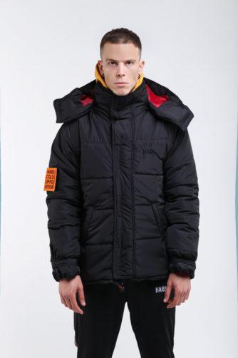 зимняя куртка украинского бренда