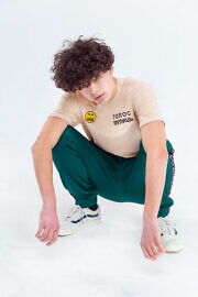 мужская футболка hard