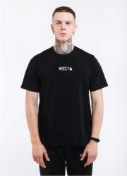 черная футболка streetwear
