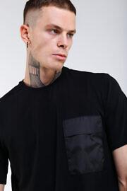 черная футболка Дима Топоринский