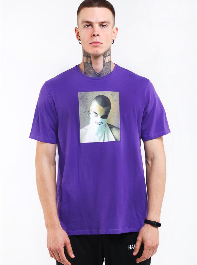 футболка MASK HARD