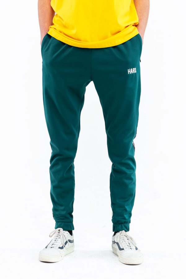 зеленые штаны HARD жесть