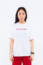 женская футболка жестьжестьжесть