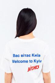 футболка вас вітає київ