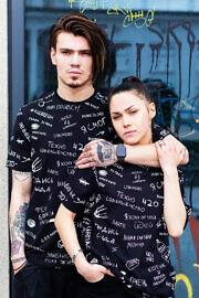 новая футболка hard kyivwalls