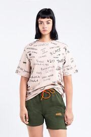 женская футболка HARD kyivwalls