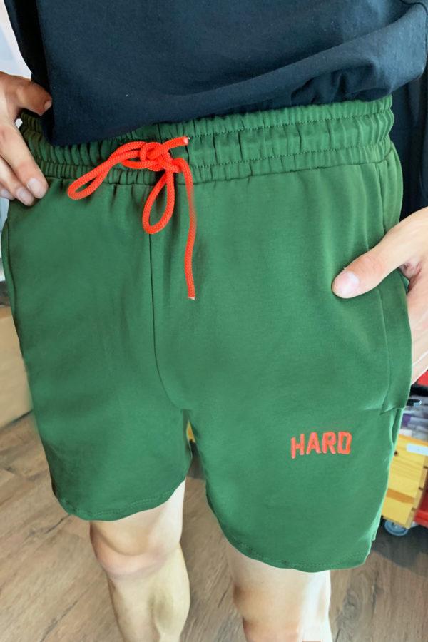 шорти HARD хакі