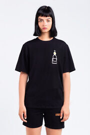 футболка HARD PRIHOD чорна