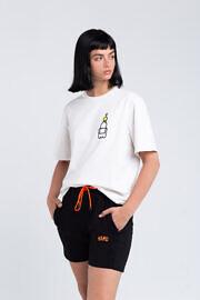 футболка HARD PRIHOD біла