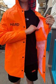 купить яркий дождевик HARD KYIV