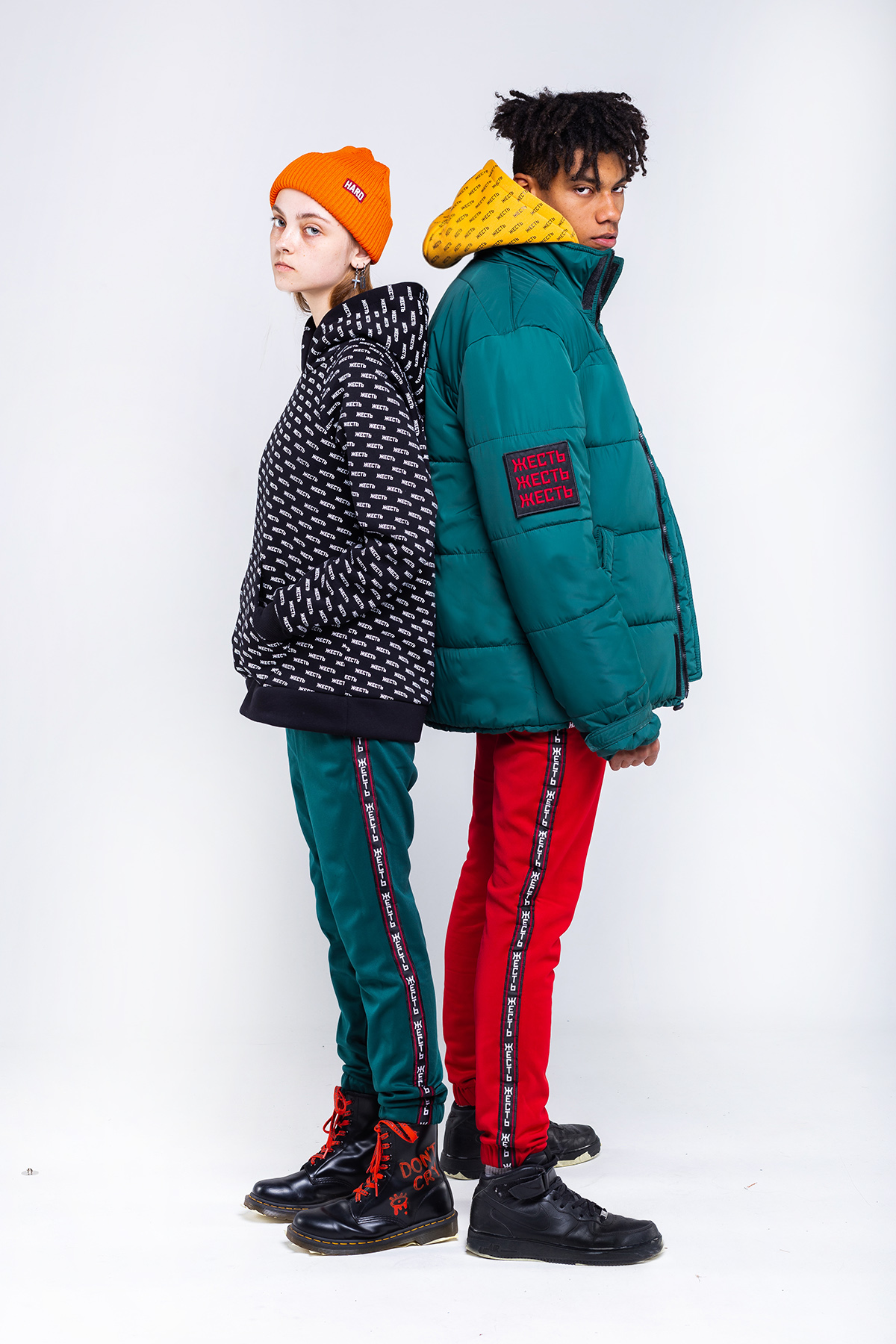 зимова колекція HARD Subculture
