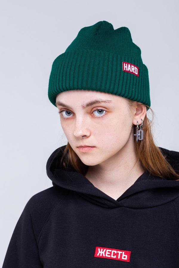 зимняя шапка HARD