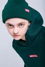 шапка киевского бренда HARD