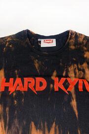 чорна футболка hard