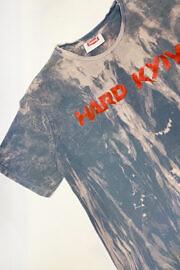 футболка тайдай HARD