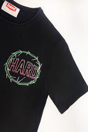 чорна футболка hard rage